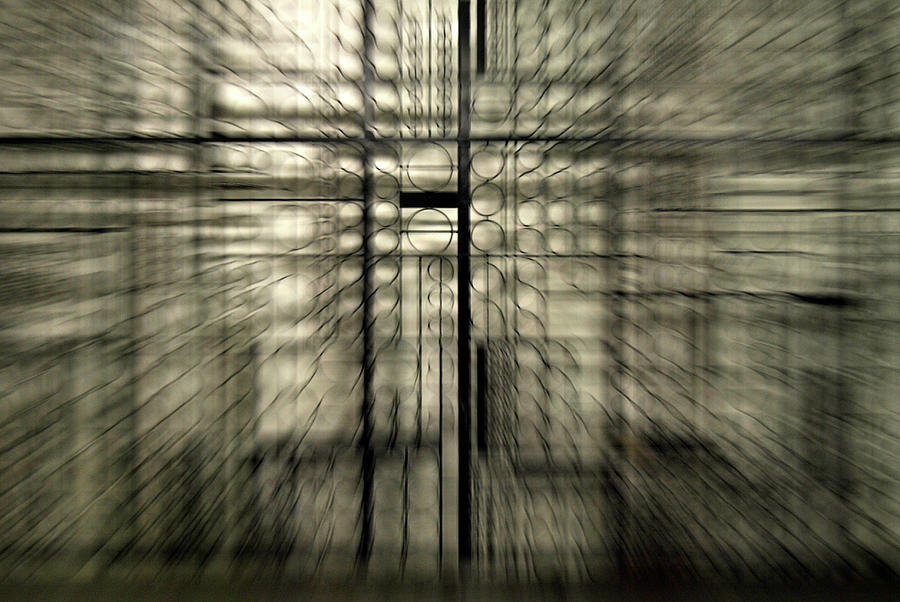 Gate Photograph - Warp Gate by Frederico Borges