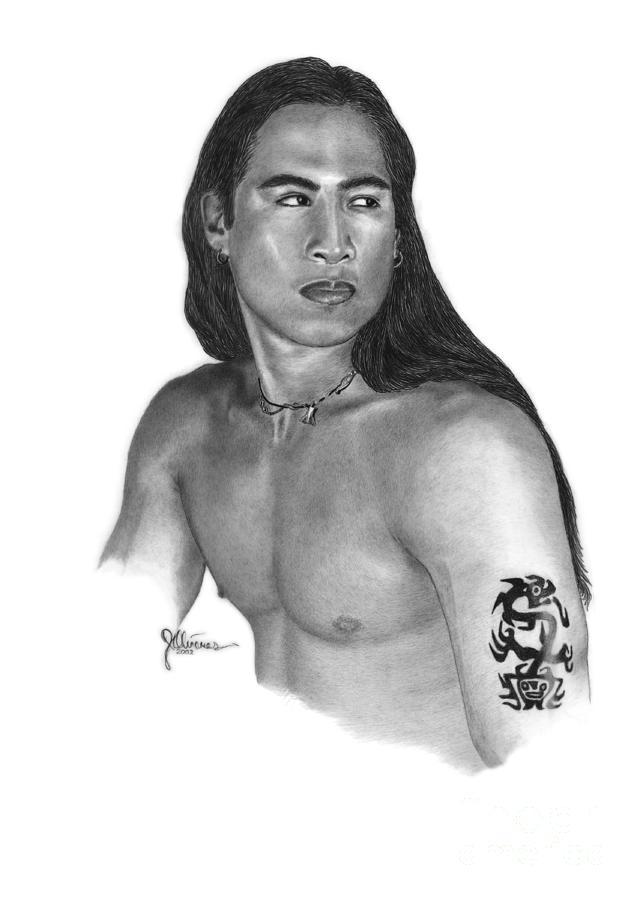 Warrior by Joe Olivares