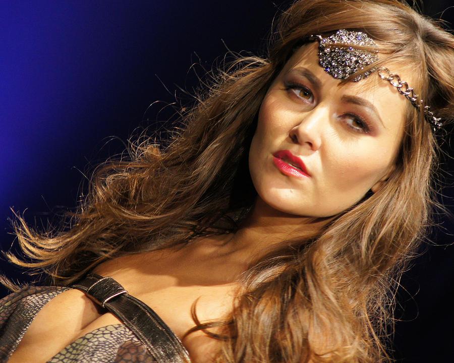 Fashion Photograph - Warrior Woman 2 by DerekTXFactor Creative