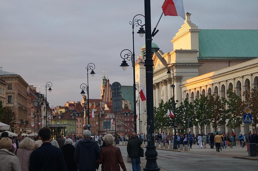 City Photograph - Warsaw 6 by Mariusz Loszakiewicz