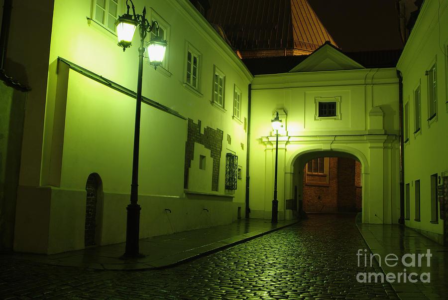 Warsaw Photograph - Warsaw  by Lana Enderle