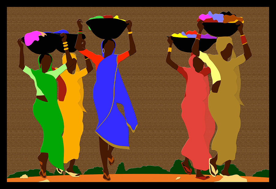 wash day by Terry Boykin