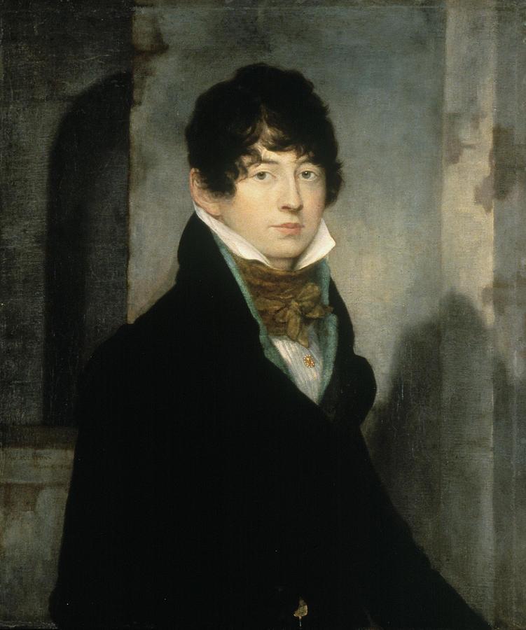 1805 Painting - Washington Allston (1779-1843) by Granger