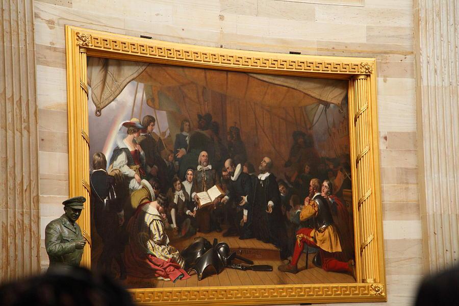 America Photograph - Washington Dc - Us Capitol - 011322 by DC Photographer
