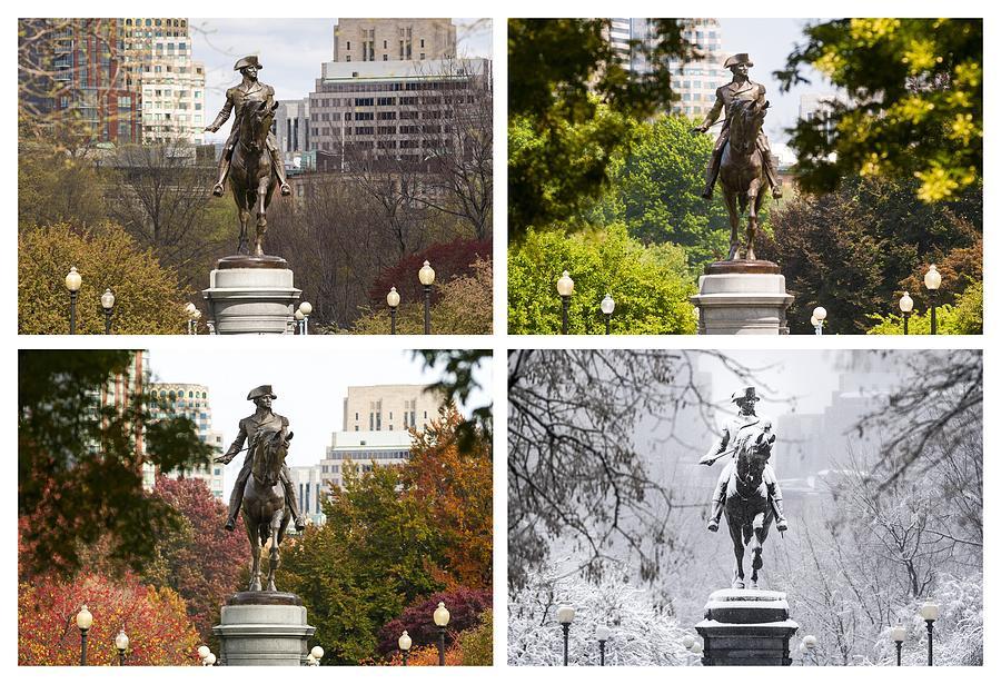 Autumn Photograph - Washington for All Seasons by Robert Davis