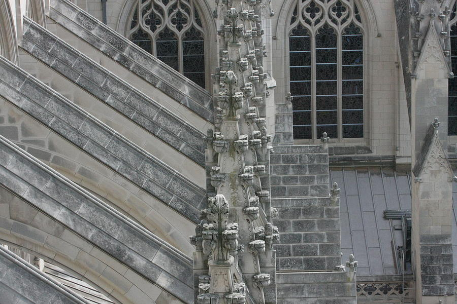 Alter Photograph - Washington National Cathedral - Washington Dc - 0113111 by DC Photographer