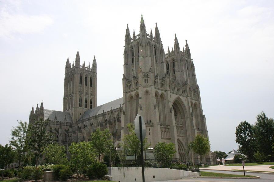 Alter Photograph - Washington National Cathedral - Washington Dc - 0113112 by DC Photographer