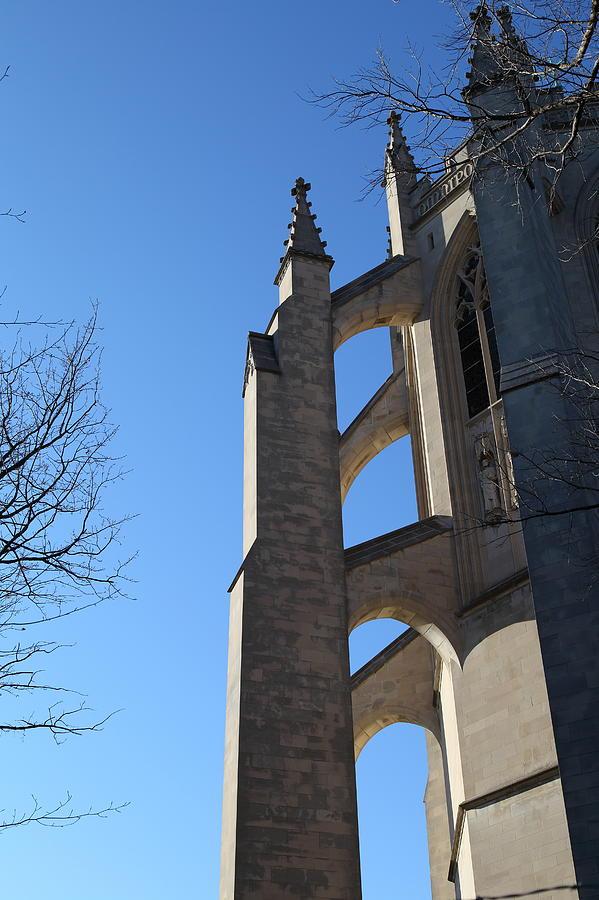 Alter Photograph - Washington National Cathedral - Washington Dc - 0113125 by DC Photographer