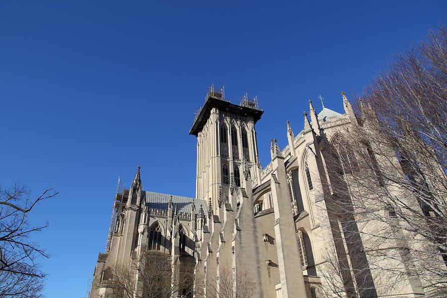 Alter Photograph - Washington National Cathedral - Washington Dc - 0113126 by DC Photographer