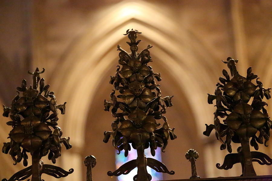 Alter Photograph - Washington National Cathedral - Washington Dc - 011331 by DC Photographer