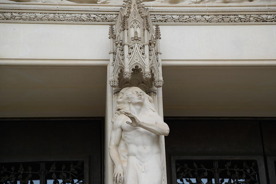 Alter Photograph - Washington National Cathedral - Washington Dc - 011344 by DC Photographer