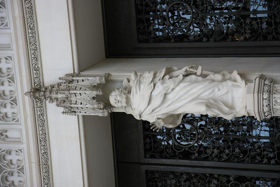 Alter Photograph - Washington National Cathedral - Washington Dc - 011353 by DC Photographer