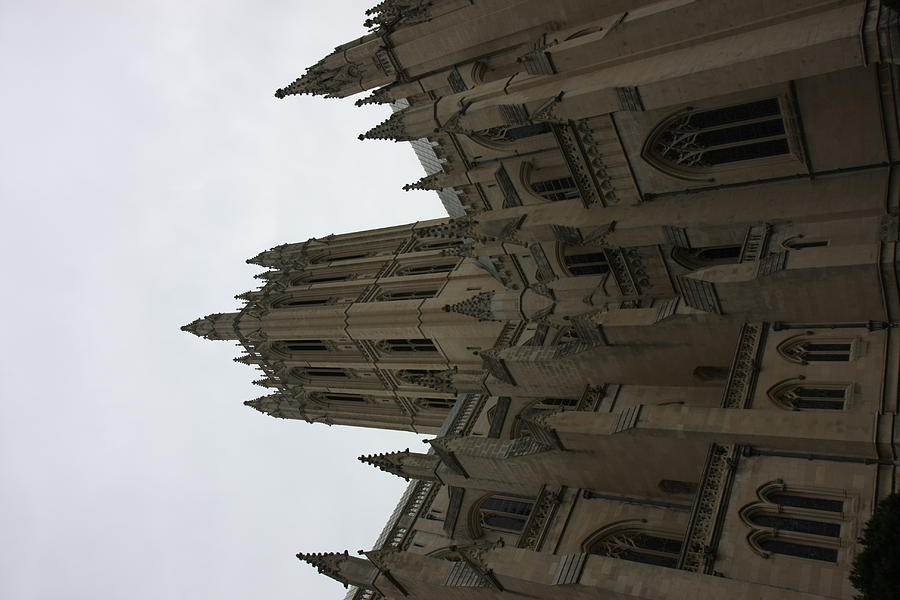 Alter Photograph - Washington National Cathedral - Washington Dc - 011368 by DC Photographer
