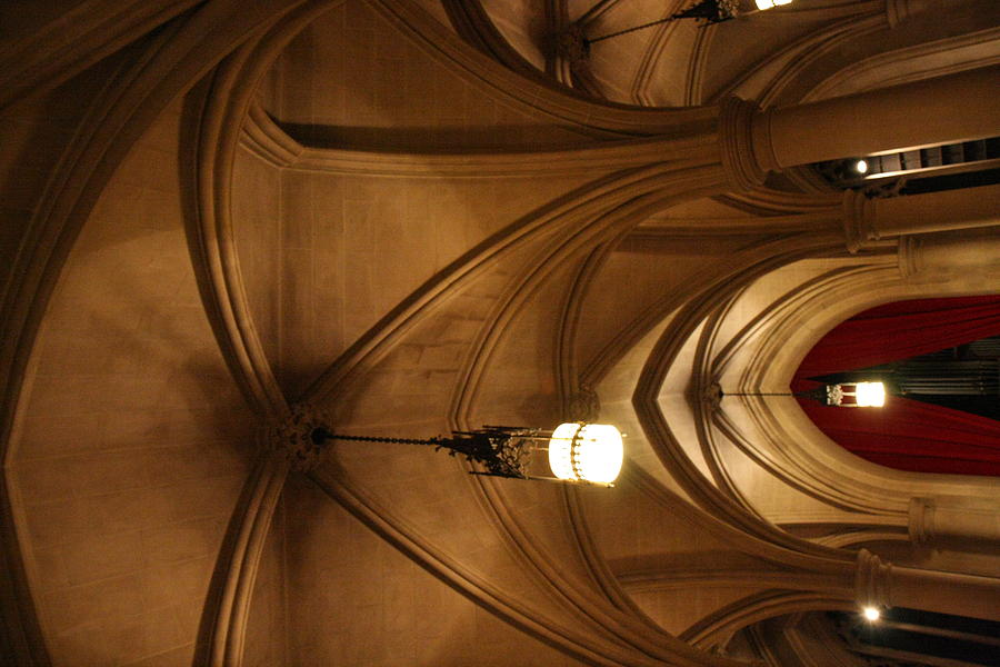 Alter Photograph - Washington National Cathedral - Washington Dc - 011374 by DC Photographer