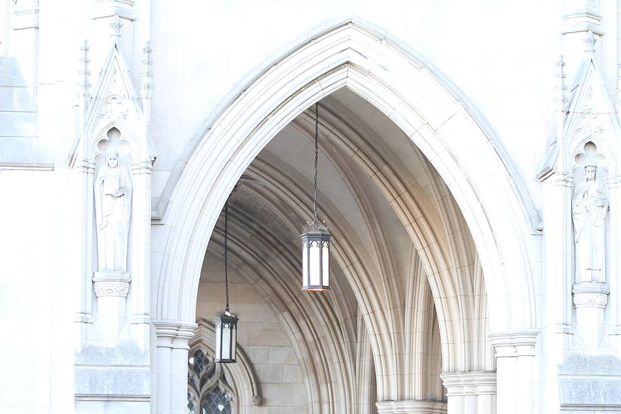 Alter Photograph - Washington National Cathedral - Washington Dc - 01138 by DC Photographer