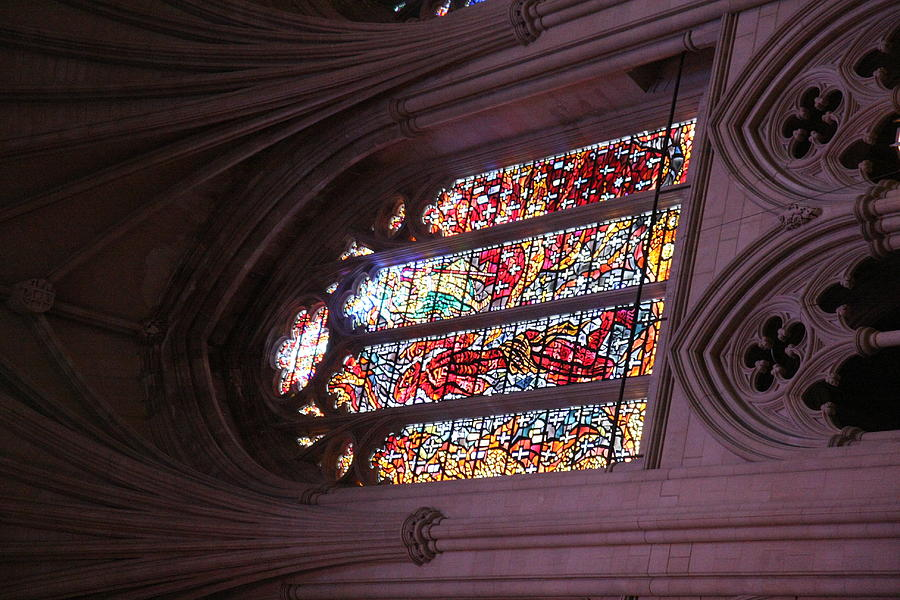 Alter Photograph - Washington National Cathedral - Washington Dc - 011381 by DC Photographer