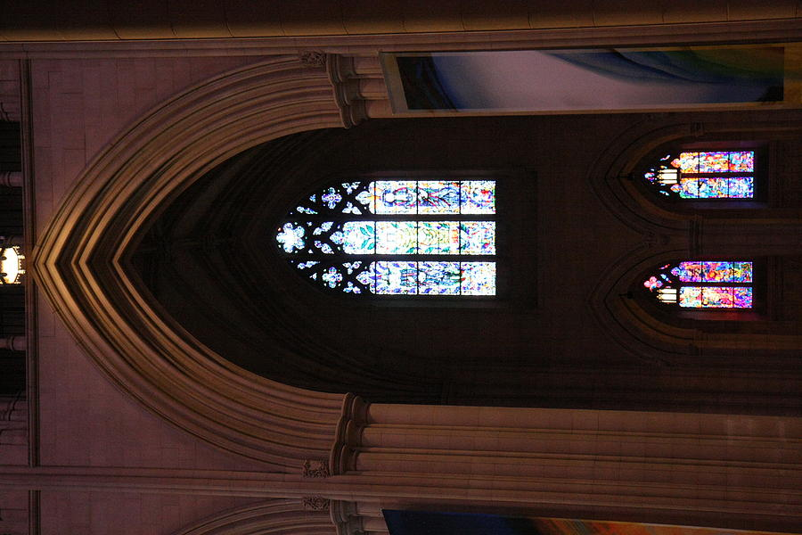 Alter Photograph - Washington National Cathedral - Washington Dc - 011387 by DC Photographer