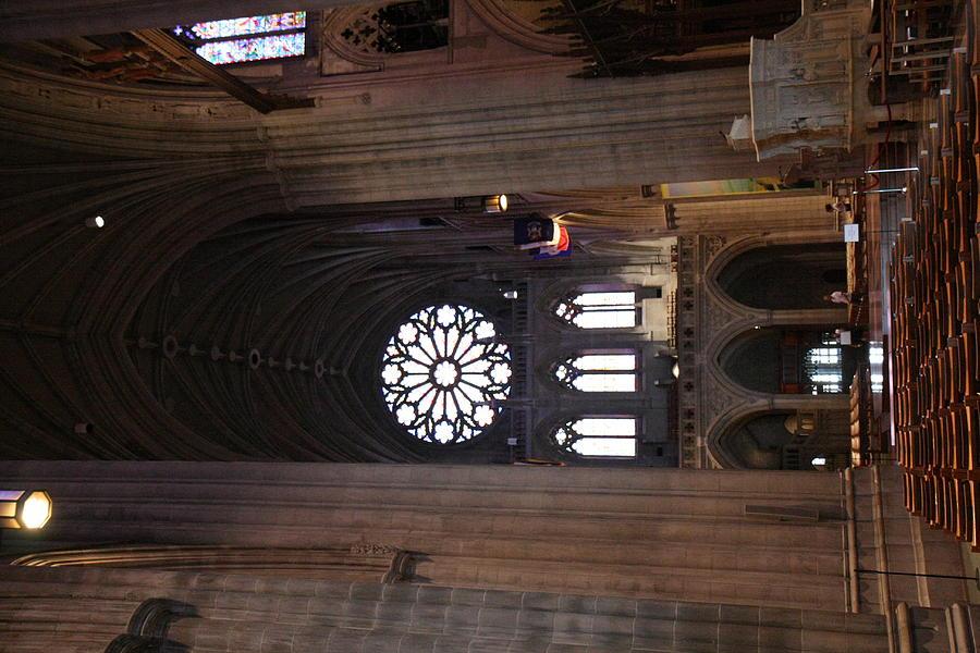Alter Photograph - Washington National Cathedral - Washington Dc - 011390 by DC Photographer