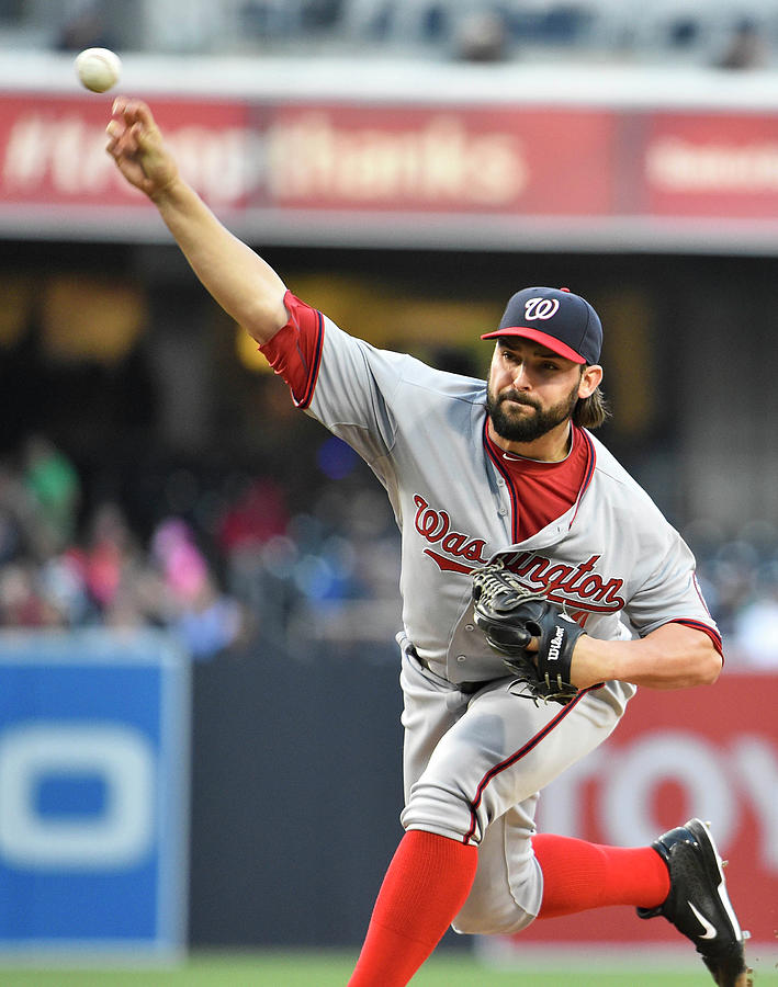 Washington Nationals V San Diego Padres Photograph by Denis Poroy