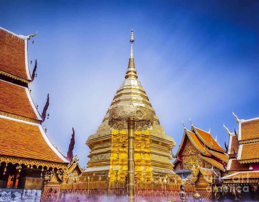 Wat Phra That Doi Suthep Tour
