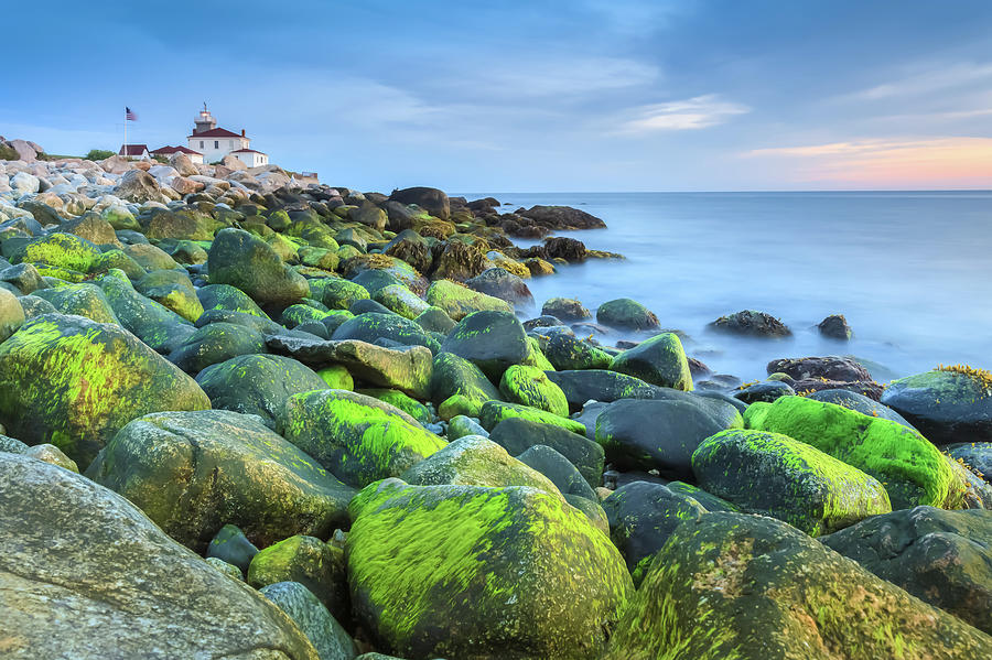 Watch Hill Low Tide Photograph by Enzo Figueres