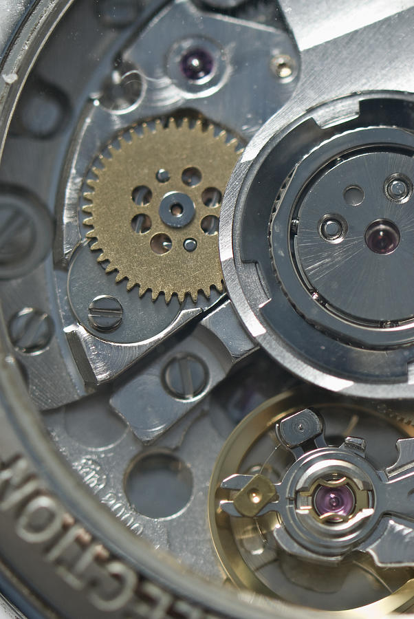 Close Photograph - Watches by Igor Sinitsyn