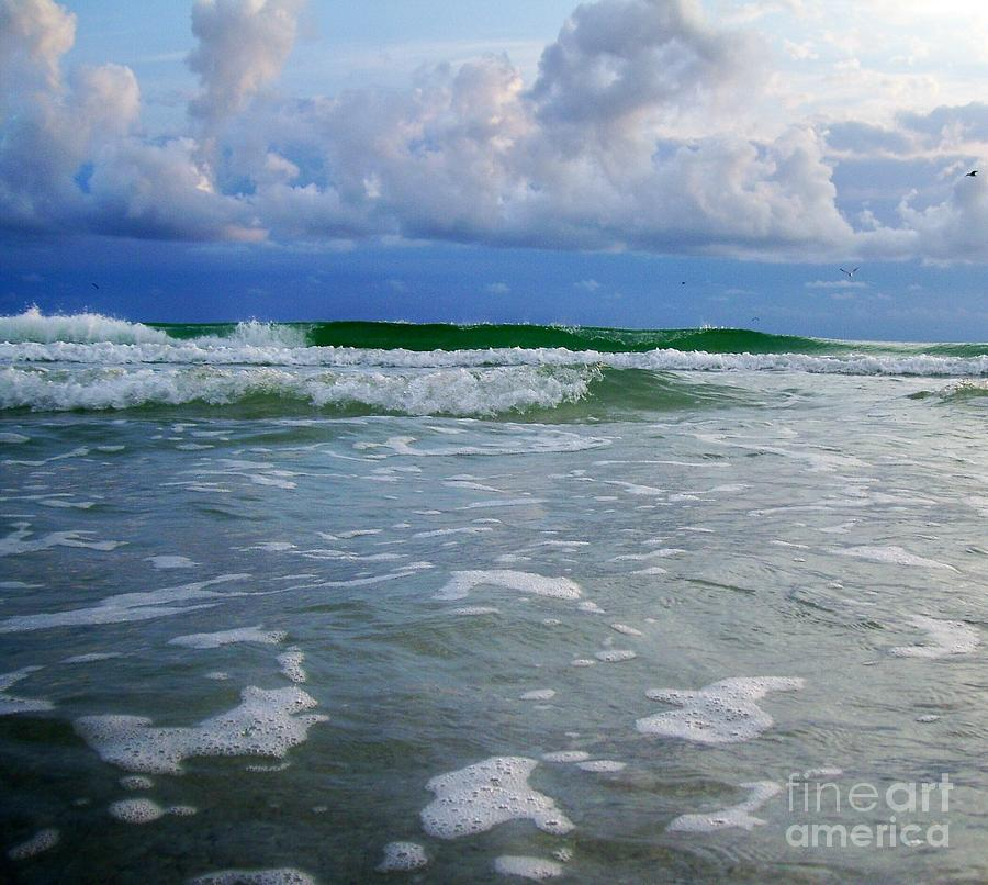 Waterscape Photograph - Water Is Life by Carolyn Bistline