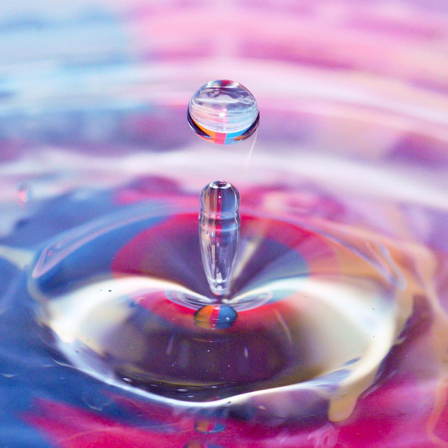 Water Splash Drop Photograph