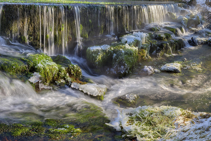 Water Photograph - Water States by Patrick Jacquet