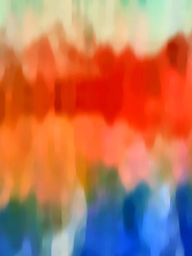Watercolor Painting - Watercolor 5 by Amy Vangsgard