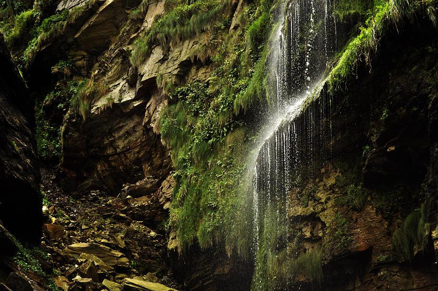 Nature Photograph - Waterfall by Mariusz Zawadzki