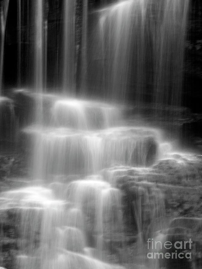 Waterfall Photograph - Waterfall by Tony Cordoza