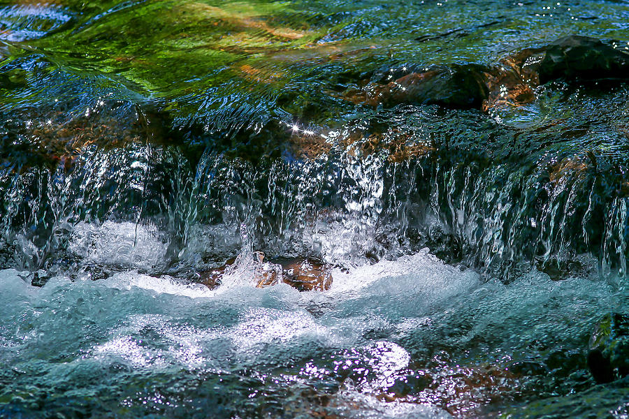 Waterflow Photograph