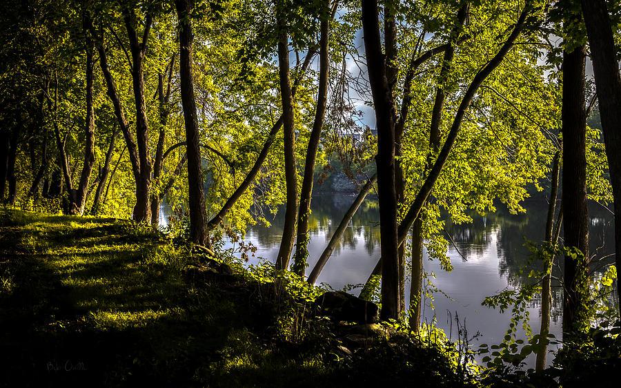 Landscape Photograph - Waters Edge by Bob Orsillo