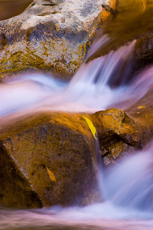 3scape Photos Photograph - Waters Of Zion by Adam Romanowicz