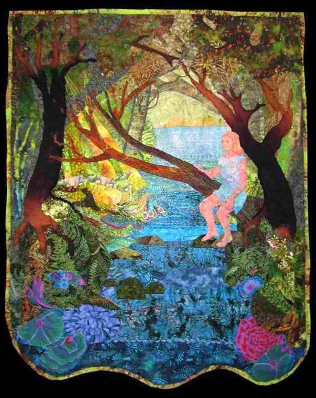 Watersprite by Carol Bridges