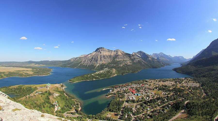 Waterton Lakes National Park, Canada Photograph by Kcezary