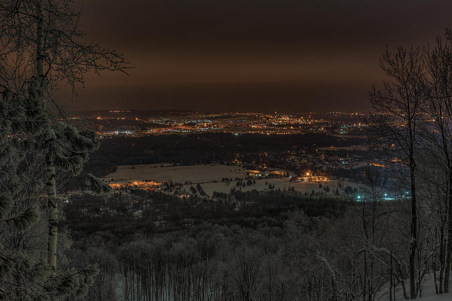 Wausau From On High by Dale Kauzlaric