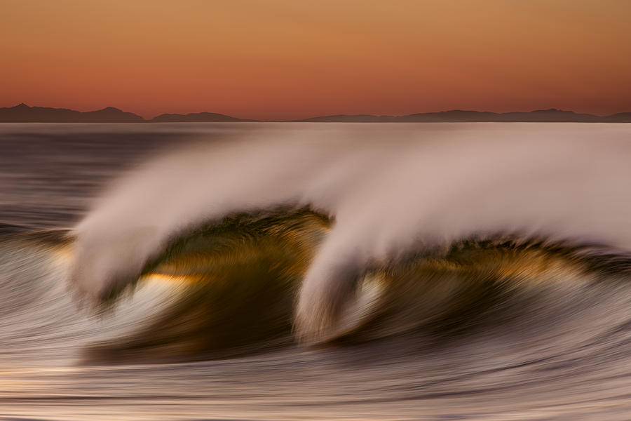 Wave Breaking Alaska 73A2665_73A5149 by David Orias