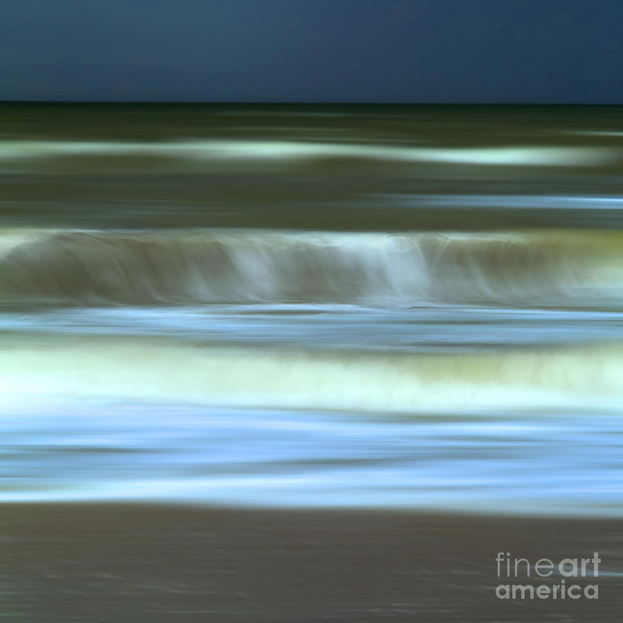 Outdoors Photograph - Waves by Bernard Jaubert