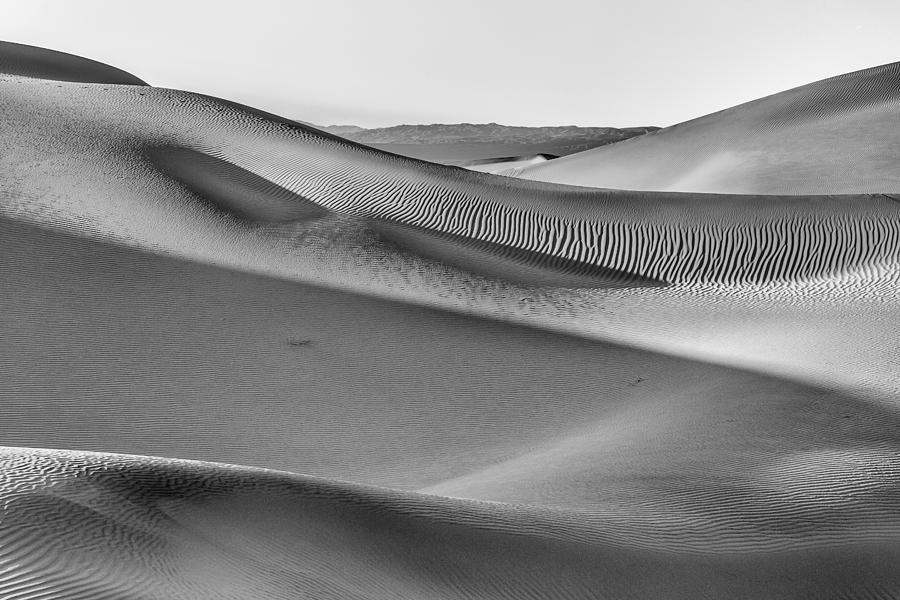 Sky Photograph - Waves Of Sand IIi by Jon Glaser