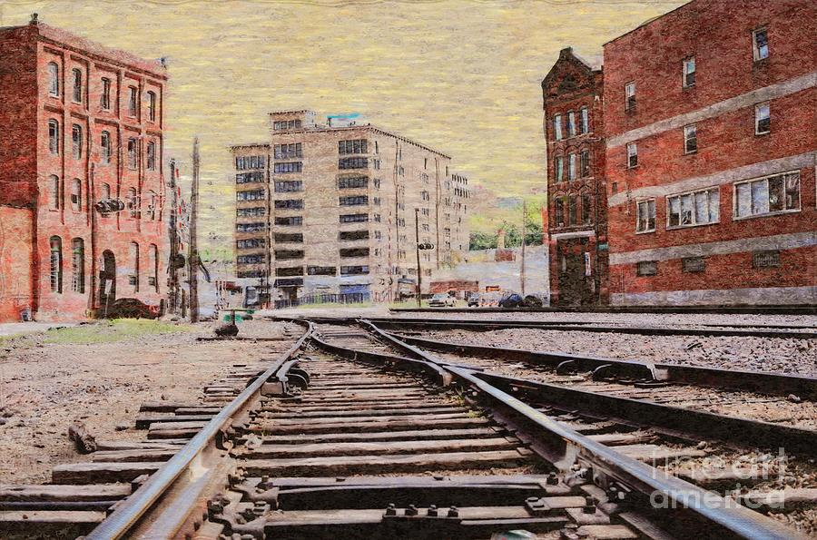 Wb Photograph - Wb - West Bottoms - Kcmo by Liane Wright