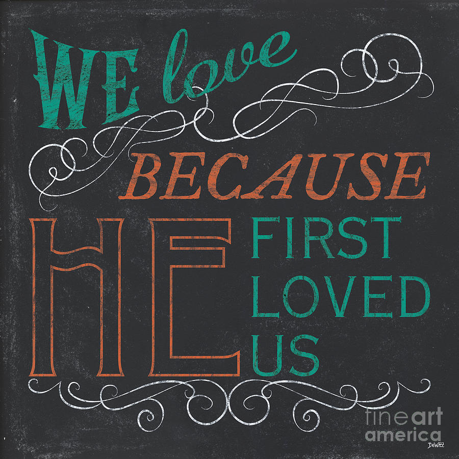 We Love.... Painting