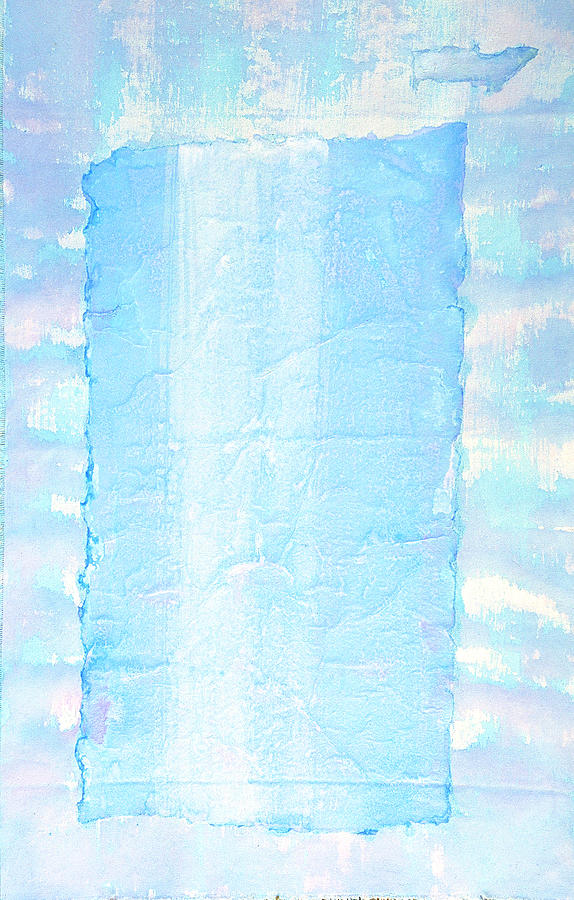 Abstract Painting Painting - We Will Take To Sky by Asha Carolyn Young