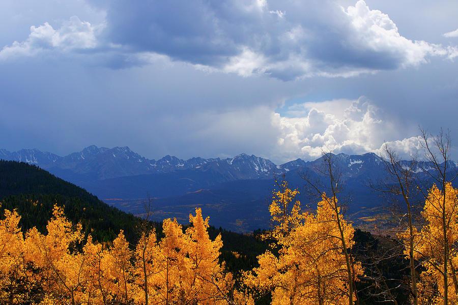 Colorado Photograph - Weather Window by Jeremy Rhoades
