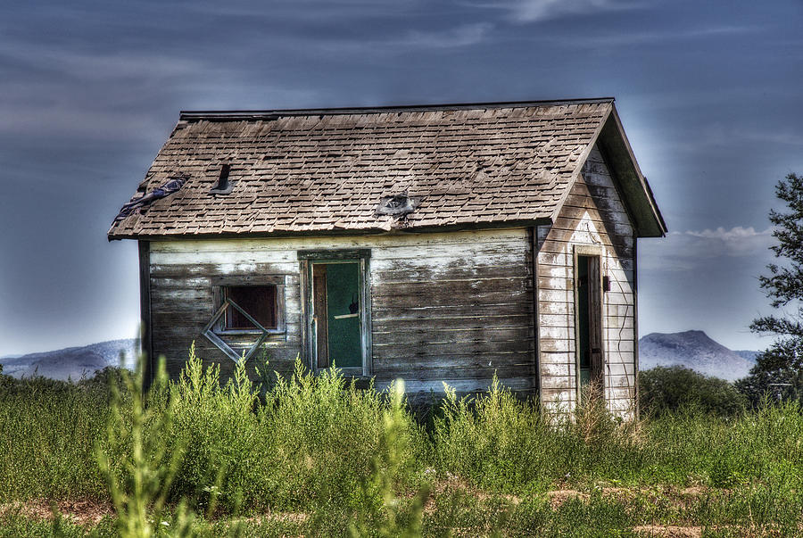 House Photograph - Weathered And Worn Well  by Saija  Lehtonen