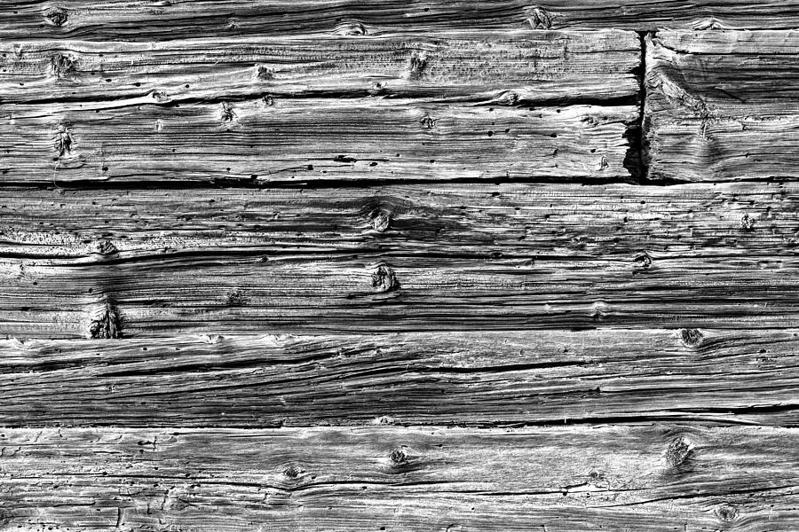 Weathered wood 2 by Charles Lupica