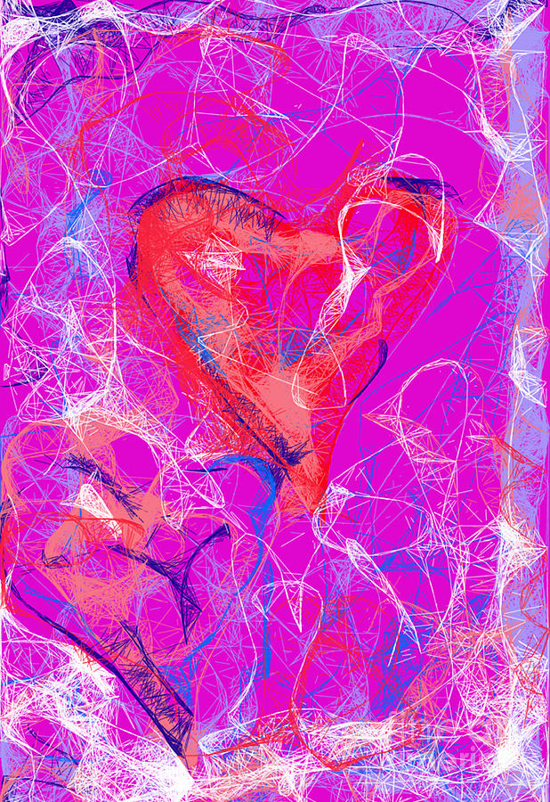 Web of Love by Ilona Svetluska