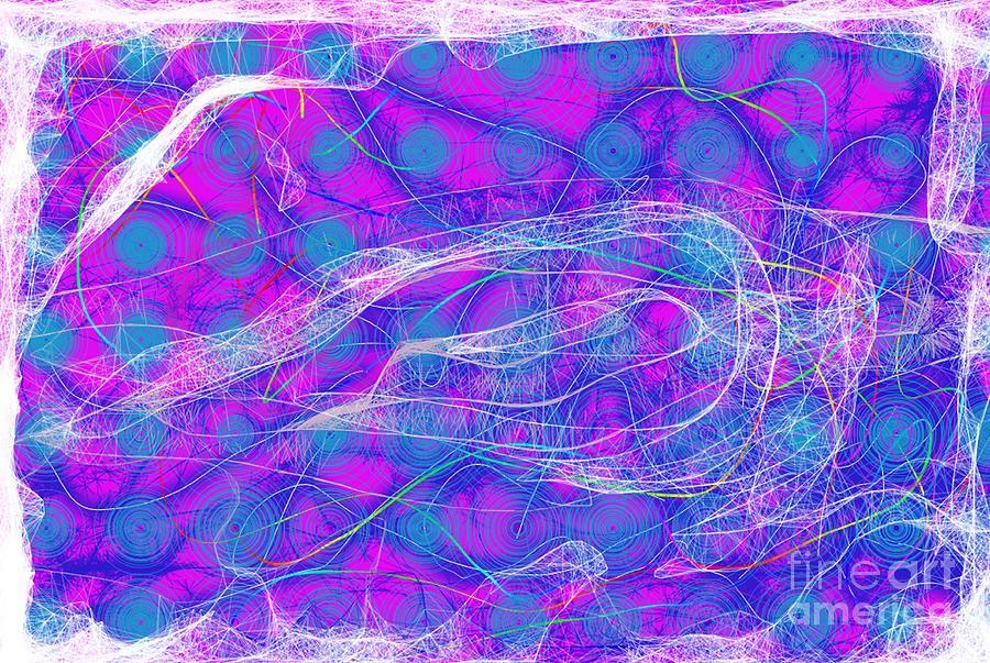 Web of Love VII by Ilona Svetluska