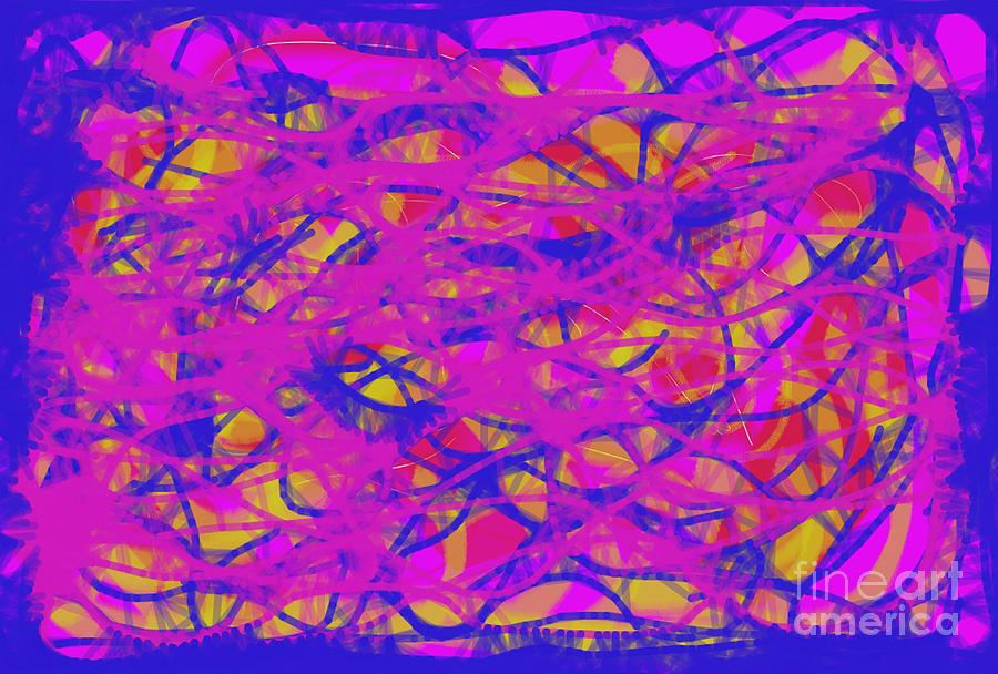 Web of Love VIII by Ilona Svetluska